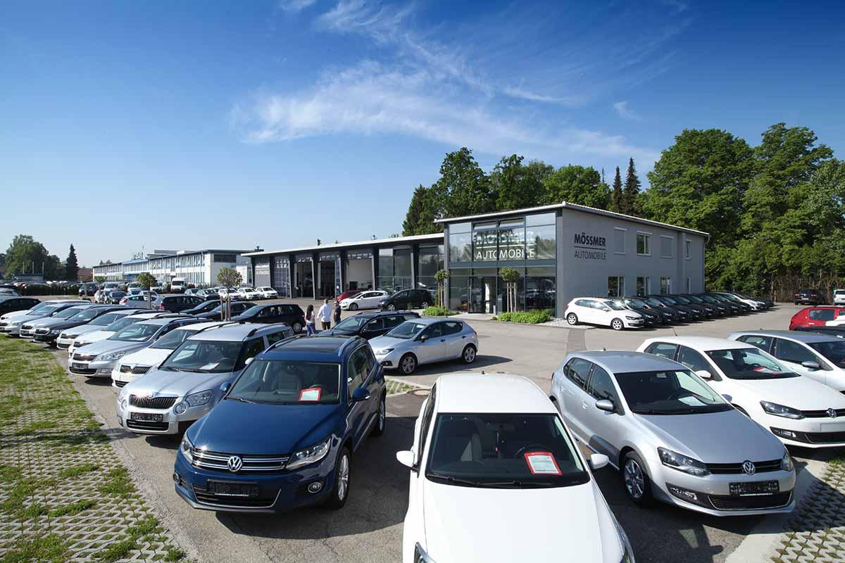 Fahrzeugangebot bei Mössmer Automobile